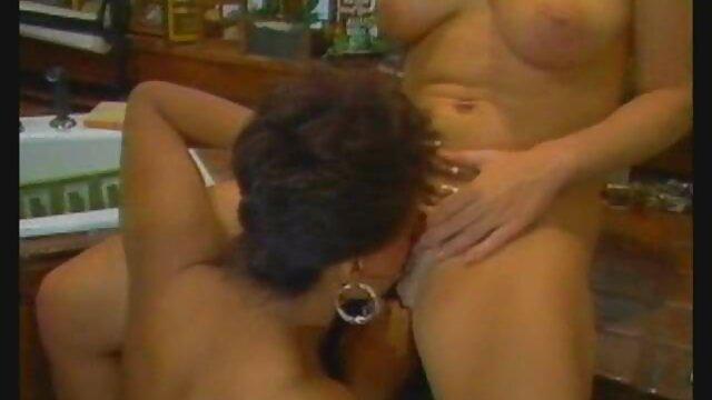 Lencería negra de punta ano mujer xxx hueca