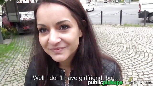 Jacqueline salvaje pornografía por el ano